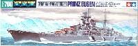タミヤ1/700 ウォーターラインシリーズドイツ 重巡洋艦 プリンツ オイゲン
