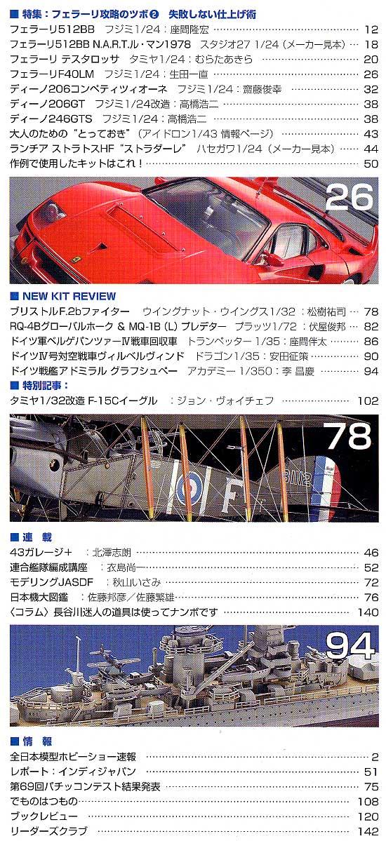 モデルアート 2009年12月号雑誌(モデルアート月刊 モデルアートNo.786)商品画像_1