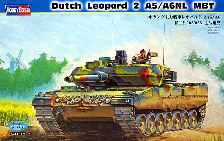 オランダ 主力戦車 レオパルト2A5/A6プラモデル(ホビーボス1/35 ファイティングビークル シリーズNo.82423)商品画像