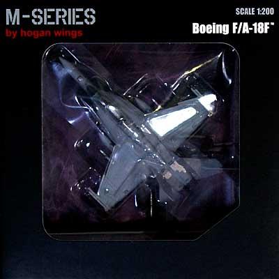 F/A-18F スーパーホーネット アメリカ海軍 VFA-41 ブラックエイセス NH101 COバード 2007年 (ロービジ)完成品(ホーガンウイングスM-SERIESNo.6177)商品画像