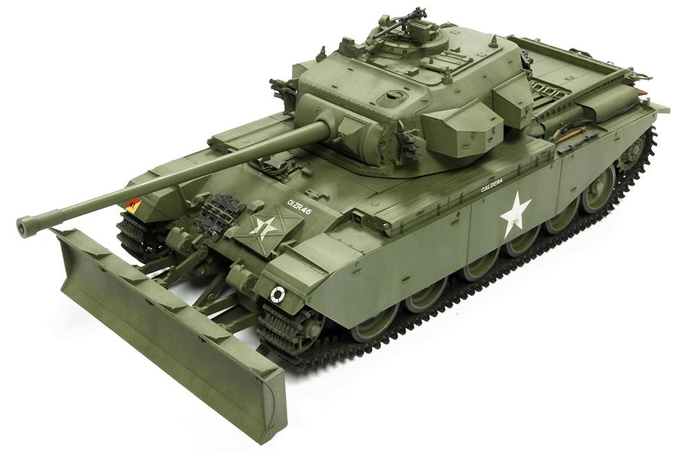 センチュリオン Mk.5 ドーザー付タイププラモデル(AFV CLUB1/35 AFV シリーズNo.AF35106)商品画像_2
