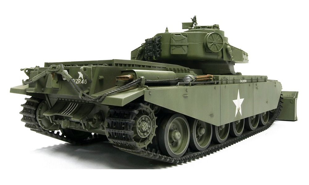 センチュリオン Mk.5 ドーザー付タイププラモデル(AFV CLUB1/35 AFV シリーズNo.AF35106)商品画像_3