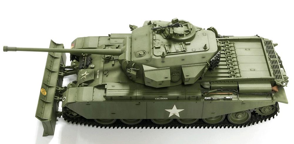 センチュリオン Mk.5 ドーザー付タイププラモデル(AFV CLUB1/35 AFV シリーズNo.AF35106)商品画像_4