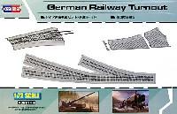 ホビーボス1/72 ファイティングビークル シリーズドイツ鉄道軌道セット (待避レール)