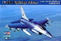 ホビーボス1/72 エアクラフト プラモデルF-16C ファイティングファルコン