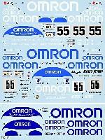 ポルシェ 962C オムロン ル・マン 1989/90 スペアデカール