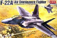 アカデミー1/48 Scale AircraftsF-22A ラプター