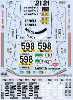 ランチア ストラトス ターボ #598 ジロ・デ・イタリア 1976年 デカール