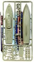 日本海軍 17m 内火艇 (うちびてい)