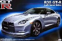 R35 GT-R 左ハンドル仕様