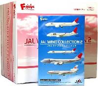 エフトイズJAL ウイング コレクションJAL ウイングコレクション2 (1BOX)