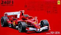 フジミ1/20 GPシリーズフェラーリ 248F1 2006年 ブラジルグランプリ