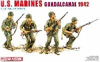 アメリカ海兵隊 ガダルカナル 1942