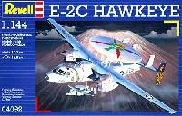 レベル1/144 飛行機E-2C ホークアイ