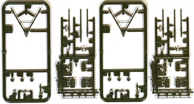 ブローニング M2 重機関銃セット A (三脚架つき)プラモデル(アスカモデル1/35 プラスチックモデルキットNo.35-L008)商品画像_1