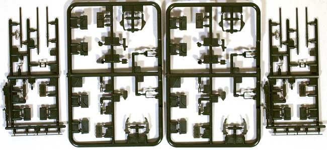 ブローニング M2 重機関銃セット B (車載揺架つき)プラモデル(アスカモデル1/35 プラスチックモデルキットNo.35-L009)商品画像_1
