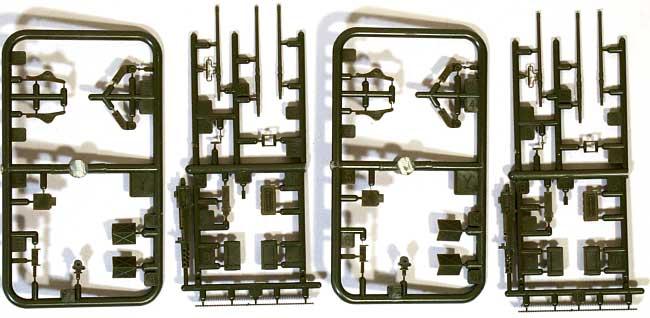 ブローニング M2 重機関銃セット C (初期型車載揺架つき)プラモデル(アスカモデル1/35 プラスチックモデルキットNo.35-L024)商品画像_1