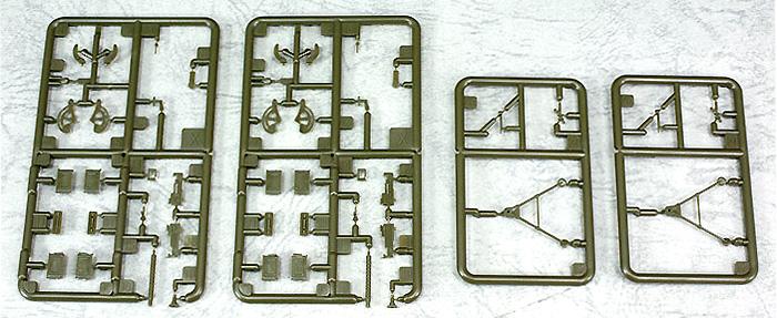 ブローニング M1919A4 機関銃セットプラモデル(アスカモデル1/35 プラスチックモデルキットNo.35-L026)商品画像_1