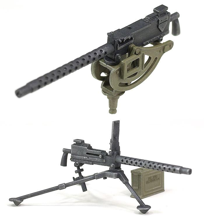 ブローニング M1919A4 機関銃セットプラモデル(アスカモデル1/35 プラスチックモデルキットNo.35-L026)商品画像_3