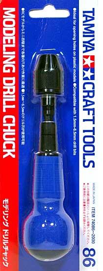 モデリング ドリルチャック工具(タミヤタミヤ クラフトツールNo.086)商品画像
