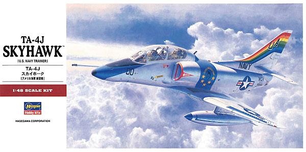 TA-4J スカイホークプラモデル(ハセガワ1/48 飛行機 PTシリーズNo.PT043)商品画像