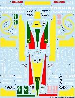 スタジオ27F-1 オリジナルデカールラルース ローラ LC90 1990 日本GP スペアデカール