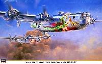 B-24J リベレーター ザ ドラゴン アンド ヒズテイル