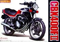 アオシマ1/12 ネイキッドバイクホンダ CBX 400F2 (1984年)