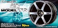 アオシマ1/24 Sパーツ タイヤ&ホイールAVS MODEL T6 (19インチ)