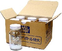 Mr.スペアボトル 特大 (80ml) (6個入りパック)