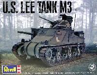 レベルAFV キットM3 リー 中戦車