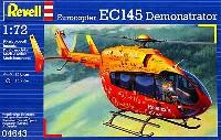 レベル1/72 飛行機ユーロコプター EC145 デモンストレーター