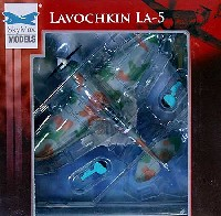 ラヴォーチキン La-5FN ヴィターリー・ポプコフ