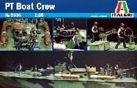 イタレリ1/35 艦船モデルシリーズPTボート クルー