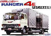フジミ1/32 トラック シリーズ日野 レンジャー 4E アルミパネル仕様