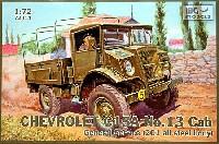 イギリス シボレー C15A キャブ13 カーゴトラック 金属荷台タイプ
