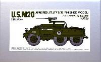タミヤ1/48 ミリタリーミニチュアコレクションアメリカ M20 高速装甲車 (完成品)