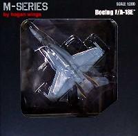 ホーガンウイングスM-SERIESF/A-18E スーパーホーネット アメリカ海軍 VX-9 バンパイアズ XE 100 GO NAVY (ハイビジ)