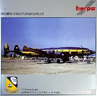 ロッキード C-121J アメリカ海兵隊 ブルーエンジェルス No.8 スーパーコニー
