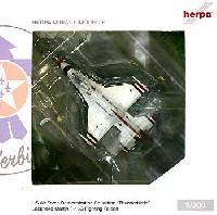 F-16C ファイティングファルコン アメリカ空軍 アクロバット飛行隊 サンダーバーズ