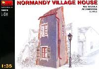 ミニアート1/35 ビルディング&アクセサリー シリーズノルマンディーの村の家