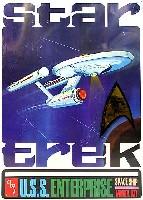 amtスタートレック(STAR TREK)シリーズU.S.S. エンタープライズ NCC-1701
