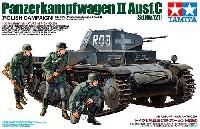 タミヤ1/35 ミリタリーミニチュアシリーズドイツ 2号戦車 C型 (ポーランド戦線)