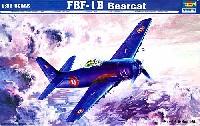 トランペッター1/32 エアクラフトシリーズF8F-1B ベアキャット