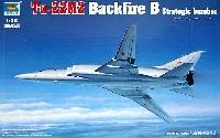 トランペッター1/72 エアクラフト プラモデルソビエト軍 Tu-22 M2 バックファイア B