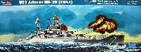ホビーボス1/350 艦船モデルアメリカ戦艦 アリゾナBB-39 (1941年)