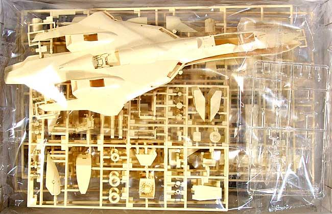 マクロスプラス YF-19プラモデル(ハセガワマクロスシリーズNo.MC001)商品画像_2