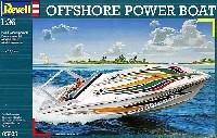 レベルShips(艦船関係モデル)オフショアー パワーボート