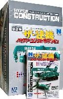 ザ・建機 ハイパーコンストラクション 第2弾 (1BOX)