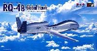 プラッツ1/72 プラスチックモデルキットアメリカ空軍 無人偵察機 RQ-4B グローバルホーク